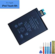 New Replacement Battery A1641 A1574 Compatible with Apple iPod Touch 6 6th Gen 1043mAh 3.83V + Tools