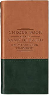 Chequebook of the Bank of Faith – Tan/Green (Daily Readings)