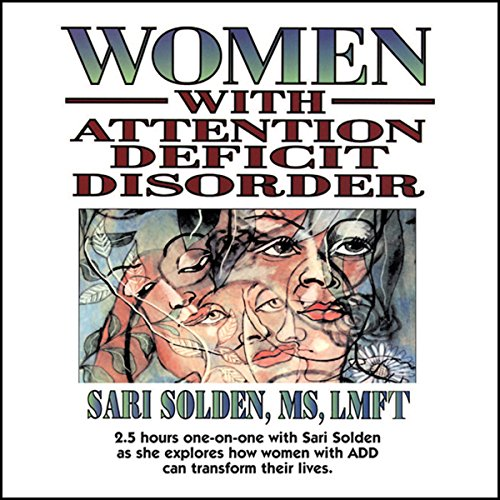 Women with Attention Deficit Disorder cover art