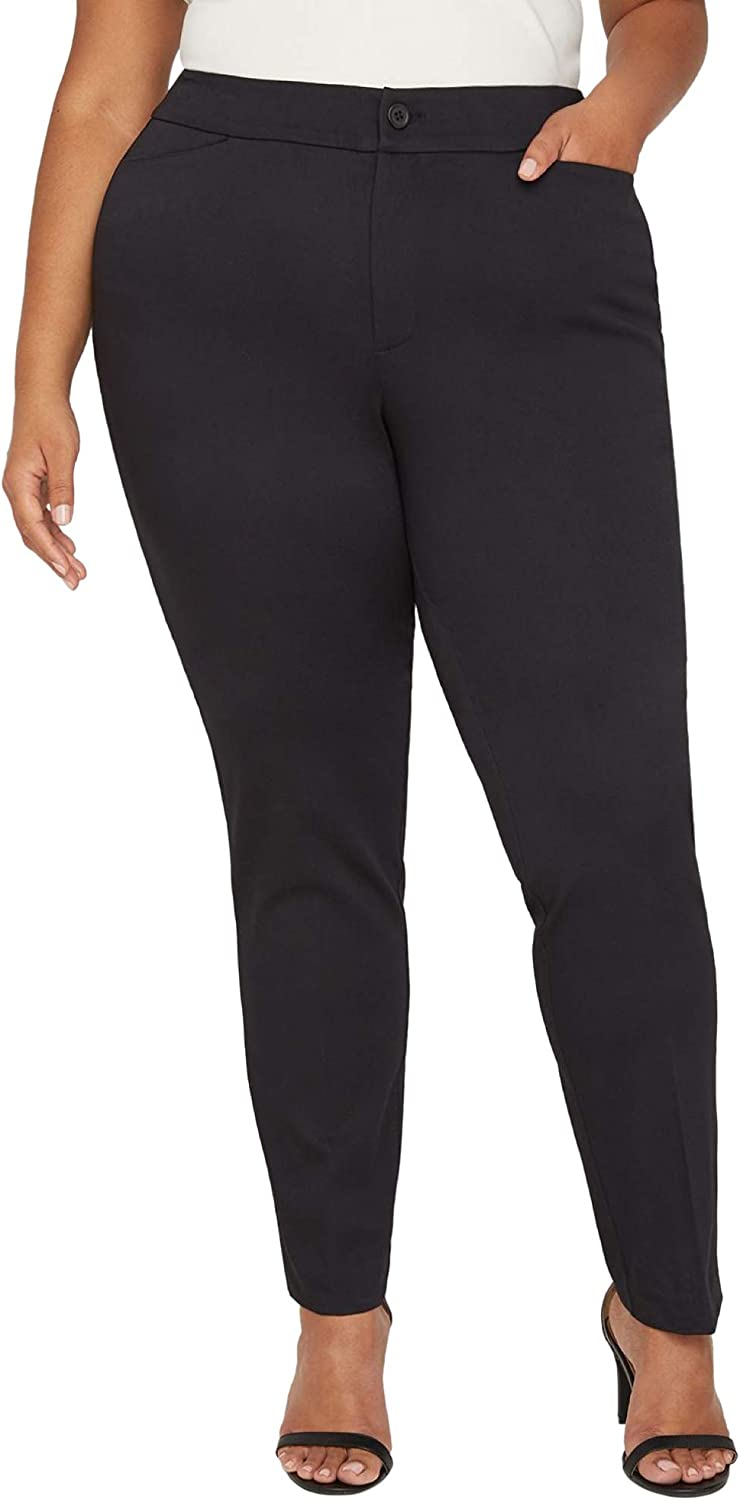 Catherines Women's Plus Pant It is very popular quality assurance Universal Size