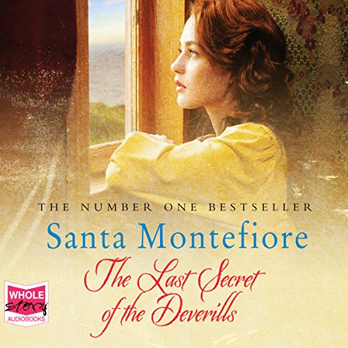 The Last Secret of the Deverills     The Deverill Chronicles, Book 3              De :                                                                                                                                 Santa Montefiore                               Lu par :                                                                                                                                 Genevieve Swallow                      Durée : 14 h et 5 min     Pas de notations     Global 0,0