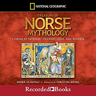 Treasury of Norse Mythology cover art