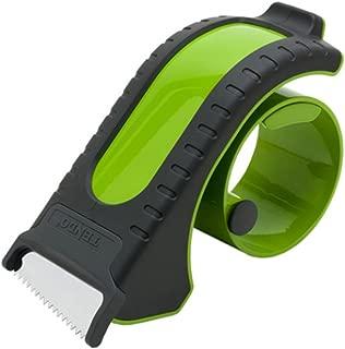 Premium Tape Gun Dispenser Packing Machine, Packing Sealing Cutter (Green)