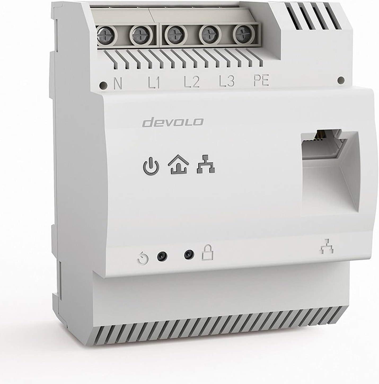 Devolo Dlan Pro 1200 Wifi Ac Starter Kit Cpl White Computers Accessories