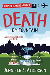 Death by Fountain: A Christmas Murder in Rome