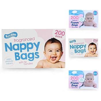 BabyOno Duft Einweg-Windelbeutel 100