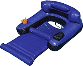 Ultimate Fabric Covered Lounger Swimming Pool Float