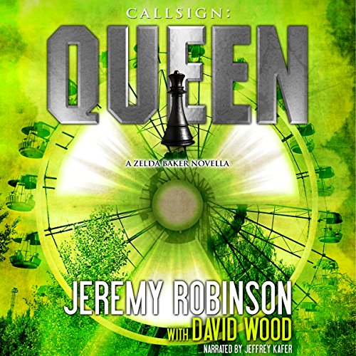 Callsign: Queen, Book I audiobook cover art