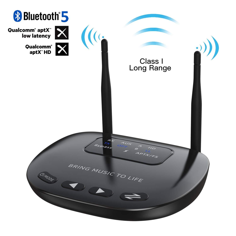 Giveet Bluetooth Transmitter Receiver Pass Through