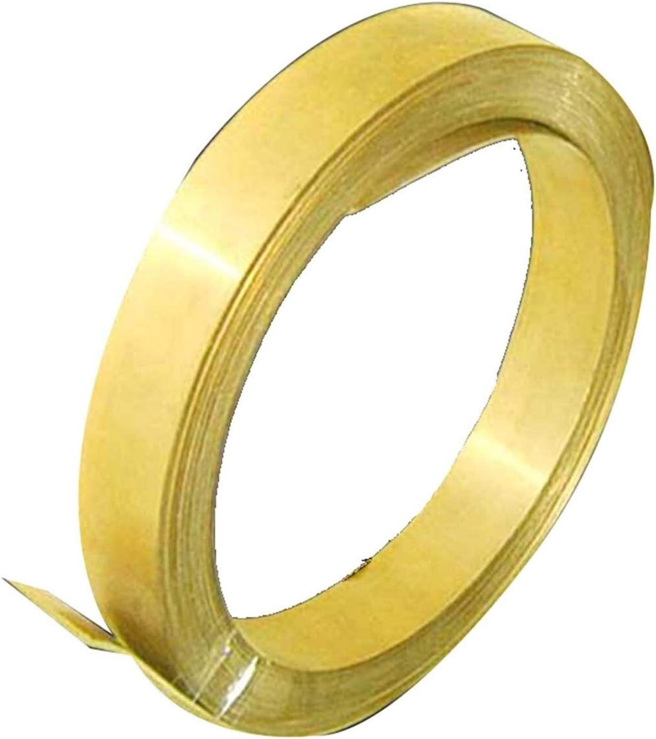 Wzqwzj Brass Metal quality assurance Thin Sheet Foil Size Plate Long-awaited Pure Copper