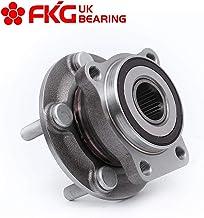 FKG 513220 Front Wheel Bearing Hub Assembly For 2005-2014 Subaru Outback, 2005-2014 Subaru Legacy, 5 Lugs