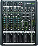 (Renewed) Mackie PROFX8V2 8-Channel Compact Mixer with USB and Effects