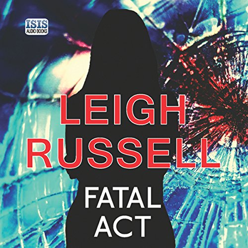 Fatal Act audiobook cover art