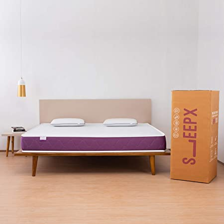 SleepX Ortho mattress - Memory foam (78*72*8 Inches)