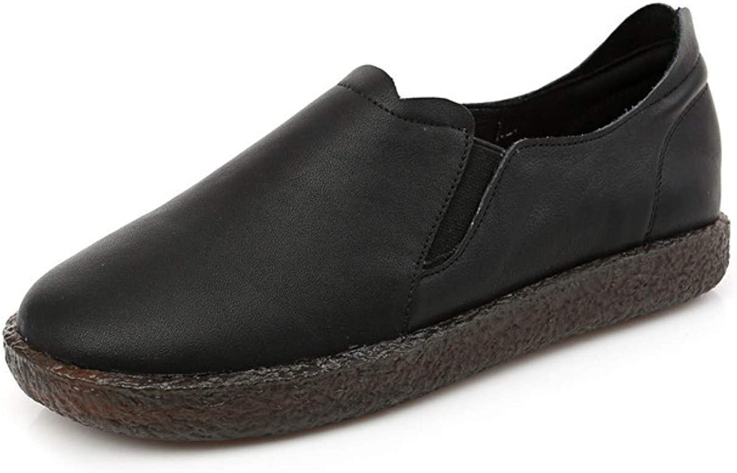 Women's Loafer Shoes Slip-On Shoes for Ladies Driving Walking Shopping Breathable Flat