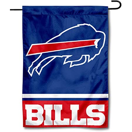 Buffalo Bills Champion Banner Stars and Stripes New Perfect with Brass Grommets Flag Banner 3 x 5 Ft