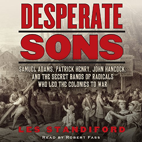 Desperate Sons cover art