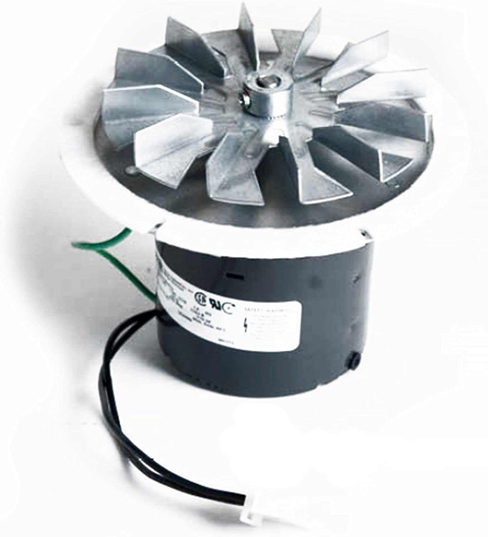 PelletStovePro Surprise price - Enviro Pellet Elegant Exhaust w Motor Blower Combustion