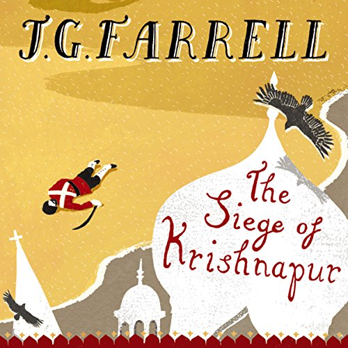 The Siege of Krishnapur cover art