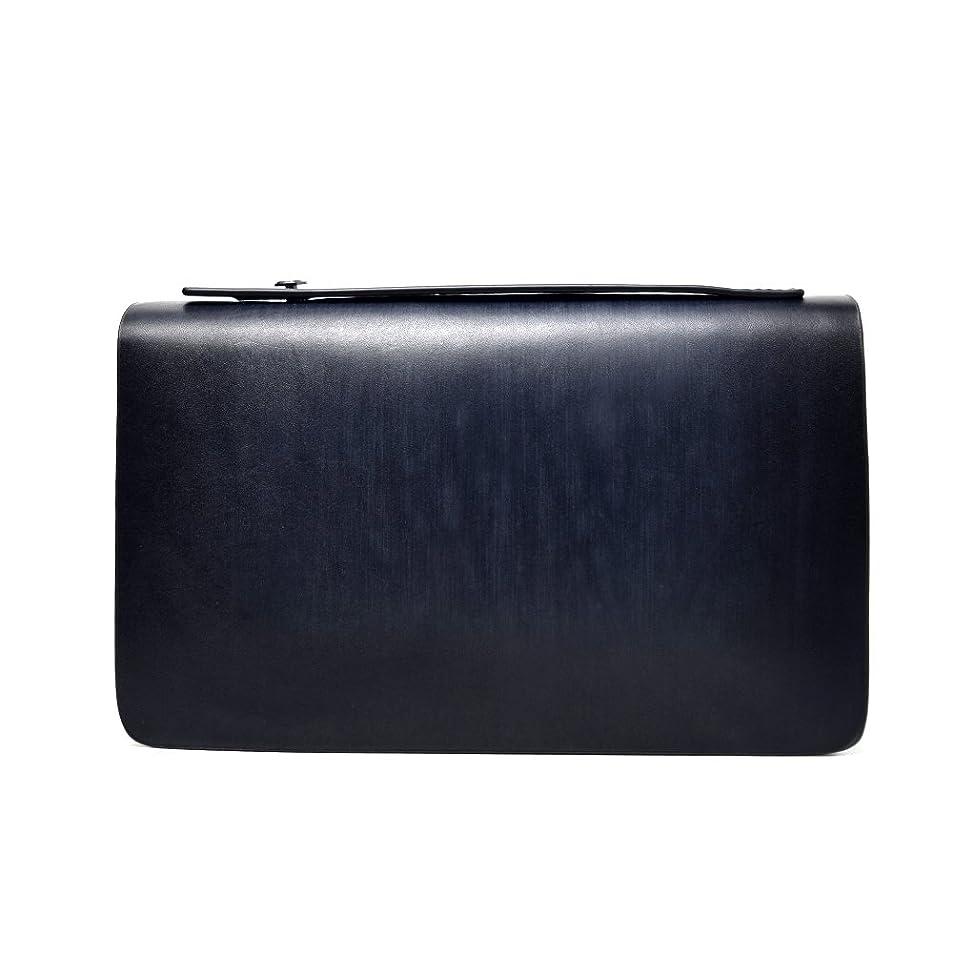 爬虫類強大なご意見LANZA (ランザ) セカンドバッグ ファントム レザー [ 4色展開 ]ダブルジップ バッグ 鞄 専用BOX付属