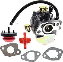MOTOALL Carburetor Set for HUAYI 170S 170SA 165S 165SA Cub Cadet MTD Troy Bilt Yard Machine Snow Blower 951-10974 951-10974A 951-12705 951-10368 951-10638A 751-10638 751-10638A 951-14026A 951-14027