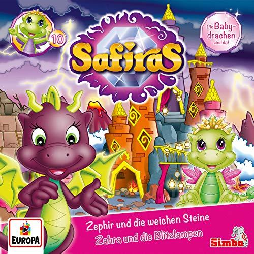 010/Zephir und die weichen Steine / Zahra und die Blitzlampen