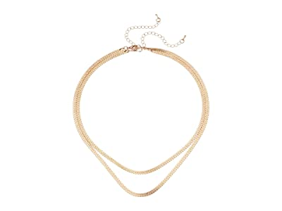 8 Other Reasons Bowie Chain (Gold) Necklace