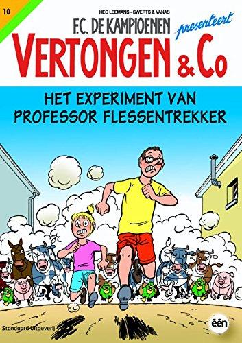 Het experiment van professor Flessentrekker