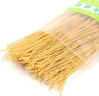 【糖質制限でグルテンフリーは国産大豆100%乾麺】 低糖質で高たんぱくなヘルシー大豆細麺 100g (1)