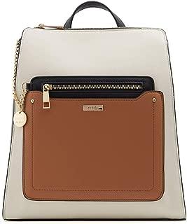 Women's Backpack Portwine, Bone, Medium
