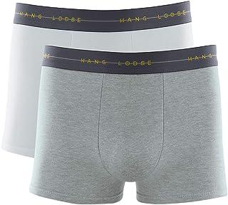 Kit 2 Boxer Cotton, Hang Loose, Masculino