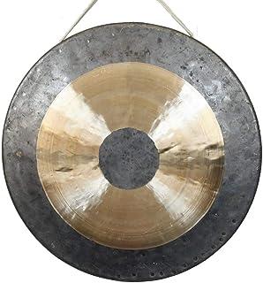 大大歌とダンス劇団と交響楽団の歌のための素晴らしいゴングは、木材/綿ボビンを含むセンターオリジナルタムタムゴング/Whoodチャウゴングの音を、ボウル,45 cm