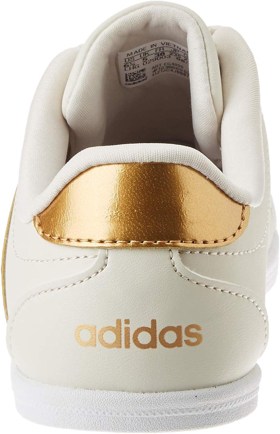 Amazon.com   adidas Originals Women's Coneo Qt Sneaker   Tennis ...