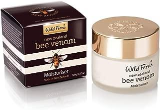 Wild Ferns New Zealand Bee Venom Moisturizer with Active Manuka Honey