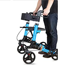 Amazon.es: silla de ruedas plegable de paseo ancianos