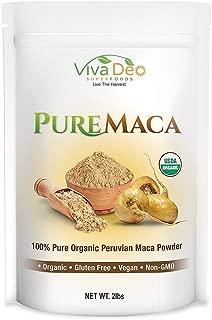 Best raw organic maca root powder Reviews