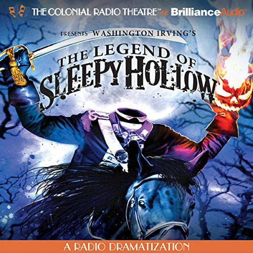 The Legend of Sleepy Hollow  By  cover art