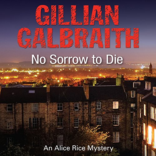 No Sorrow to Die audiobook cover art
