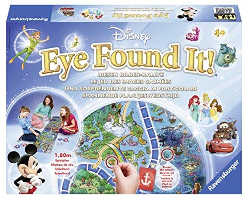 Ravensburger - 21155 - Jeu d'action Et De Réflexe - I Found It Game - Disney