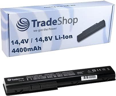 Akku 4400mAh f r Hewlett Packard HP Pavilion dv7 CT dv7t dv7t-1000 dv7z dv7z-1000 dv7CT dv-7-t dv-7-t-1000 dv-7-z dv-7-z-1000 ersetzt NBP8A94 KS525AA HDX18 HSTNN-IB75 HSTNN-C50C HSTNN-Q35C Schätzpreis : 26,79 €
