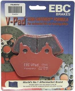 EBC Brakes FA400V Semi Sintered Disc Brake Pad