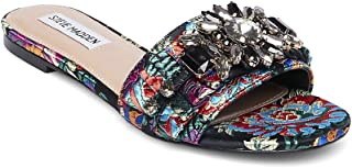 1622cf03ece Amazon.com: Steve Madden - Slides / Sandals: Clothing, Shoes & Jewelry