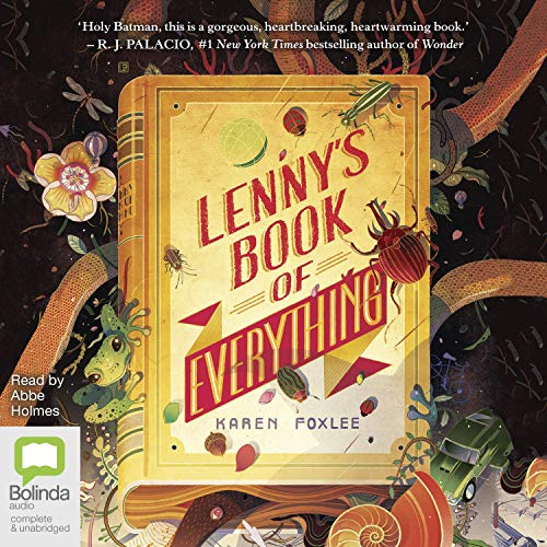 Lenny's Book of Everything cover art