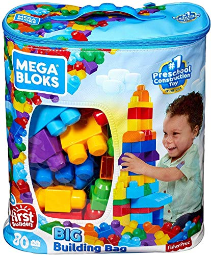 First Builders Big Building Bag [Mega] - Exclusive Edition