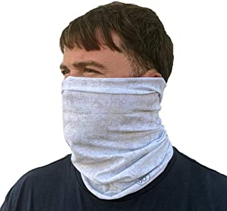JourneyOut Neck Gaiter Bandana Face Mask Scarf For Men & Women, Machine Washable
