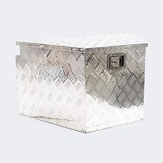 Wiltec Aluminiumlåda med lås verktygslåda aluminiumlåda dragstångslåda transportlåda aluminiumlåda transportlåda förvaring...