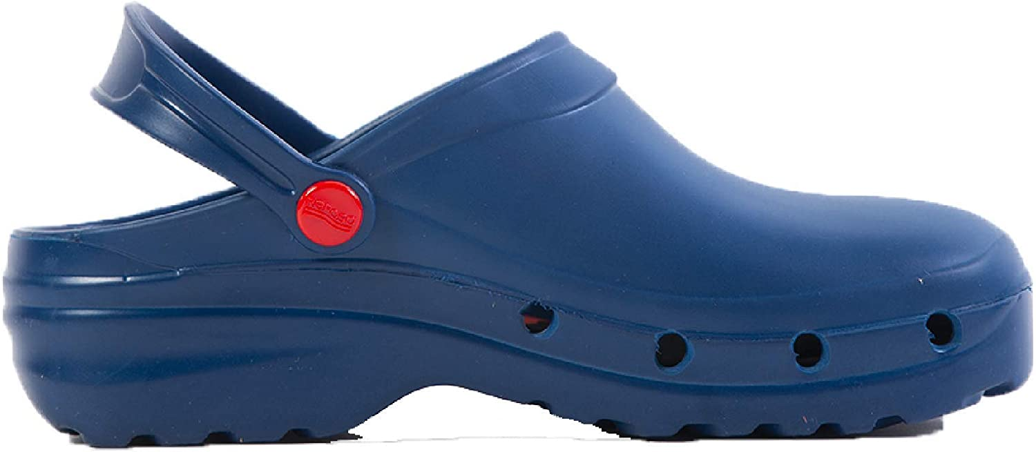 REPOSA All items free shipping Arlington Mall Unisex-Adult Open-Back Clog