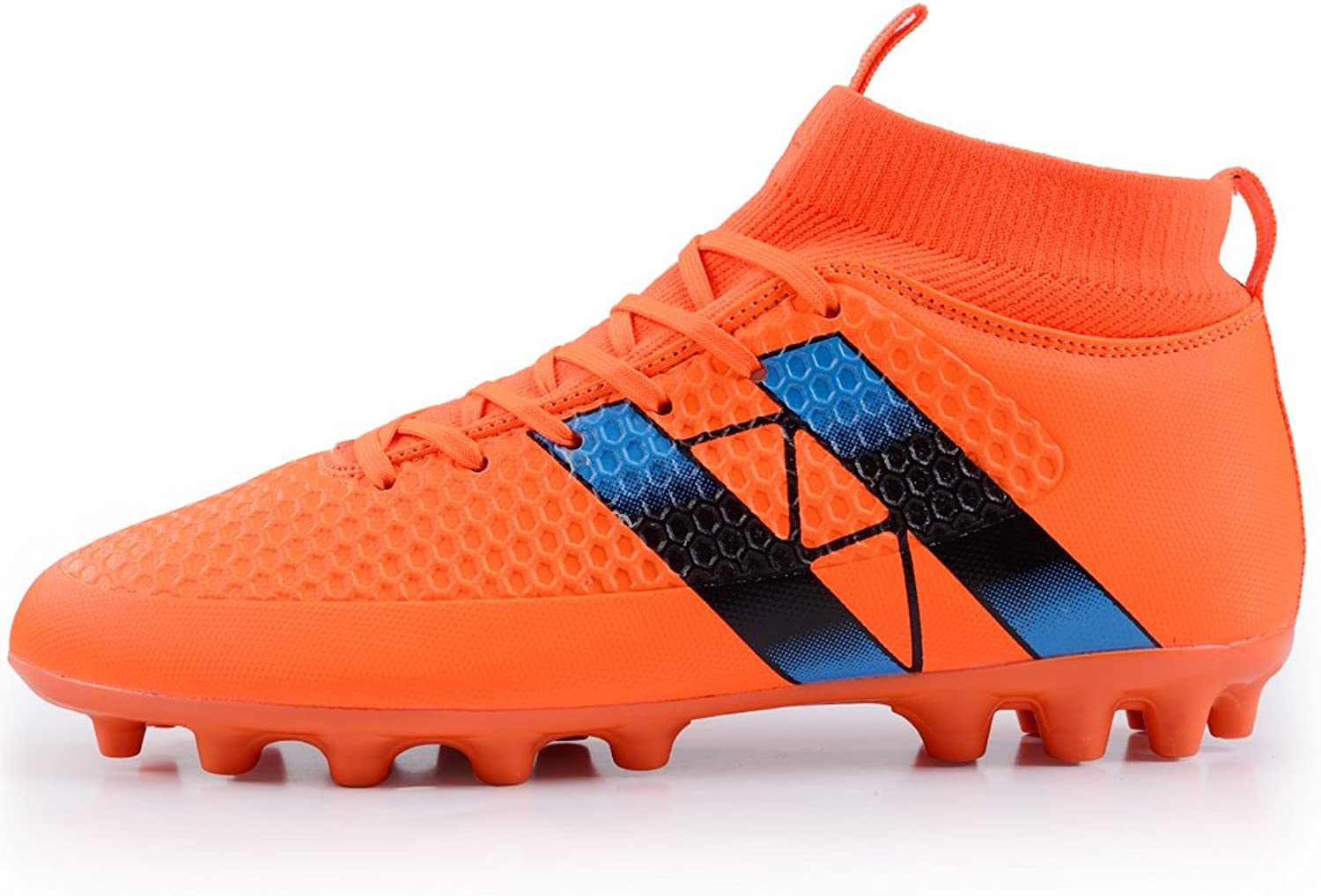 XiXiHao Football shoes Sneakers Indoor Turf Super Ankle Soccer Boots