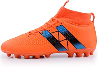 XiXiHao Unisex's 2018 Football Shoes Sneakers Indoor Turf Superfly Futsal 2017 Original Football Boots Ankle high Soccer Boots Cleats
