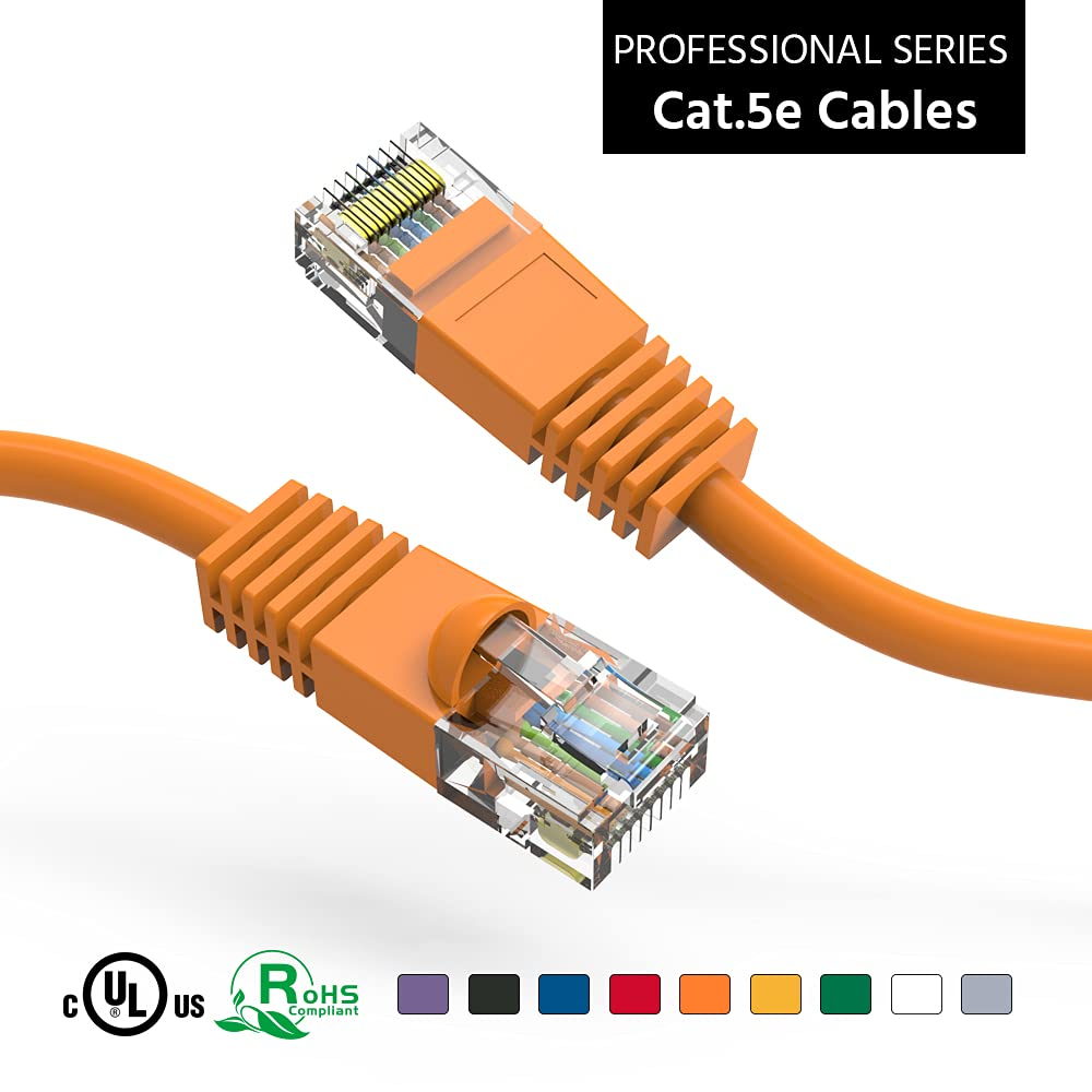 40ft 12.2M Cat5E UTP Ethernet Network Dedication 12 Booted Feet Cable 40 Super intense SALE